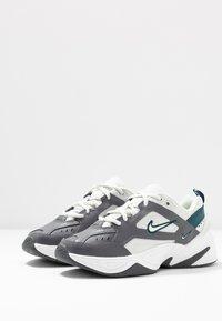 Nike Sportswear - M2K TEKNO - Trainers - dark grey/spruce aura/midnight turquise - 4