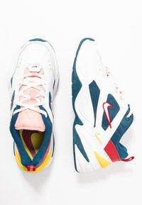 Nike Sportswear - M2K TEKNO - Baskets basses - blue force/summit white/chrome yellow - 3