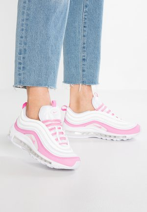 AIR MAX 97 - Baskets basses - white/psychic pink