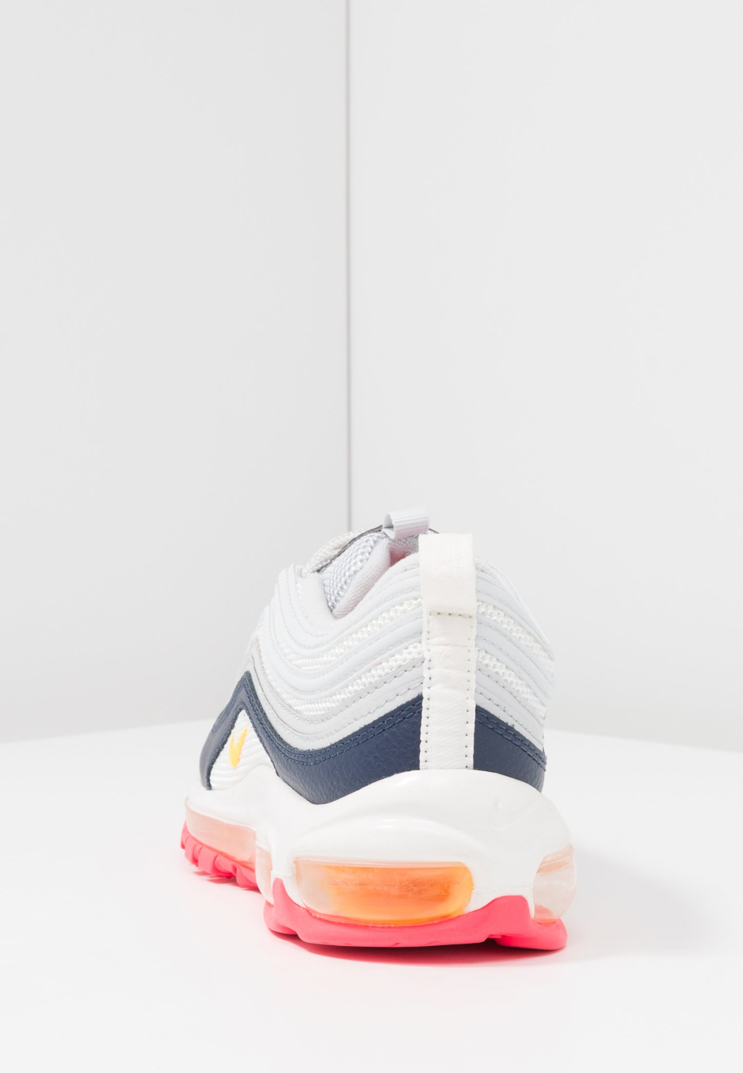 AIR MAX 97 Sneakers laag pure platinumlaser orangemidnight navyracer pinksummit white