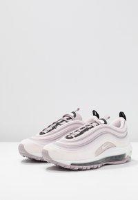 Nike Sportswear - AIR MAX 97 - Sneakers - pale pink/violet ash/black/summit white - 6