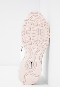 Nike Sportswear - AIR MAX 97 - Sneakers laag - light soft pink/black/summit white/gym red/white - 6