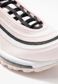 Nike Sportswear - AIR MAX 97 - Sneakers laag - light soft pink/black/summit white/gym red/white