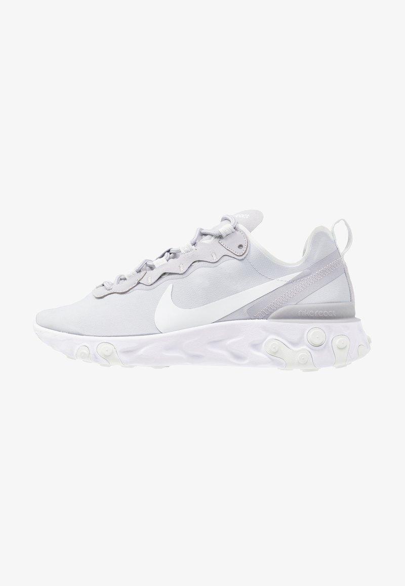 Nike Sportswear - REACT - Sneaker low - wolf grey/ghost aqua/white