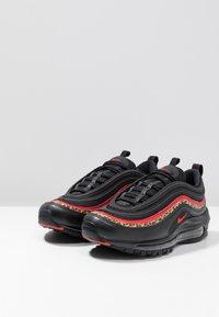 Nike Sportswear - AIR MAX 97 AP - Sneakers laag - black/red - 4