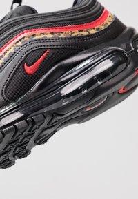 Nike Sportswear - AIR MAX 97 AP - Sneakers laag - black/red - 2