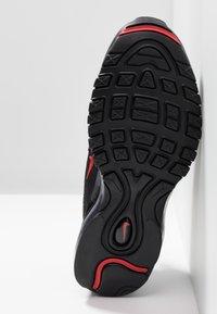 Nike Sportswear - AIR MAX 97 AP - Sneakers laag - black/red - 6