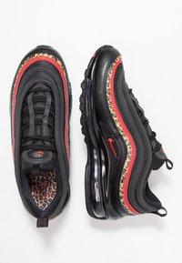 Nike Sportswear - AIR MAX 97 AP - Sneakers laag - black/red - 3