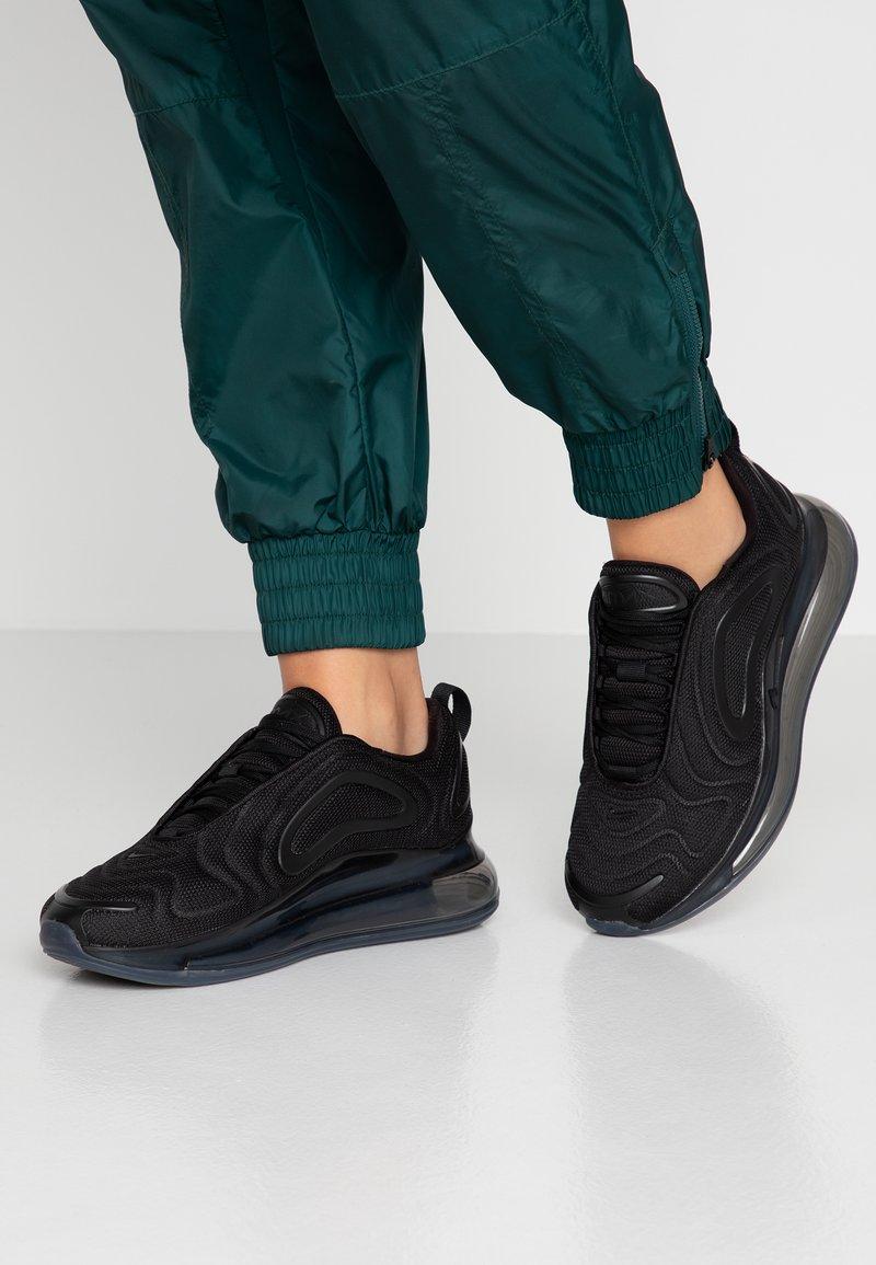 Nike Sportswear - AIR MAX 720 - Sneakers laag - black/anthracite