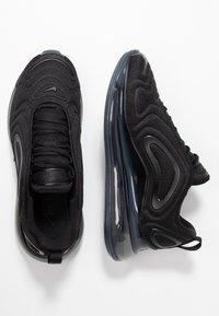 Nike Sportswear - AIR MAX 720 - Sneakers laag - black/anthracite - 3