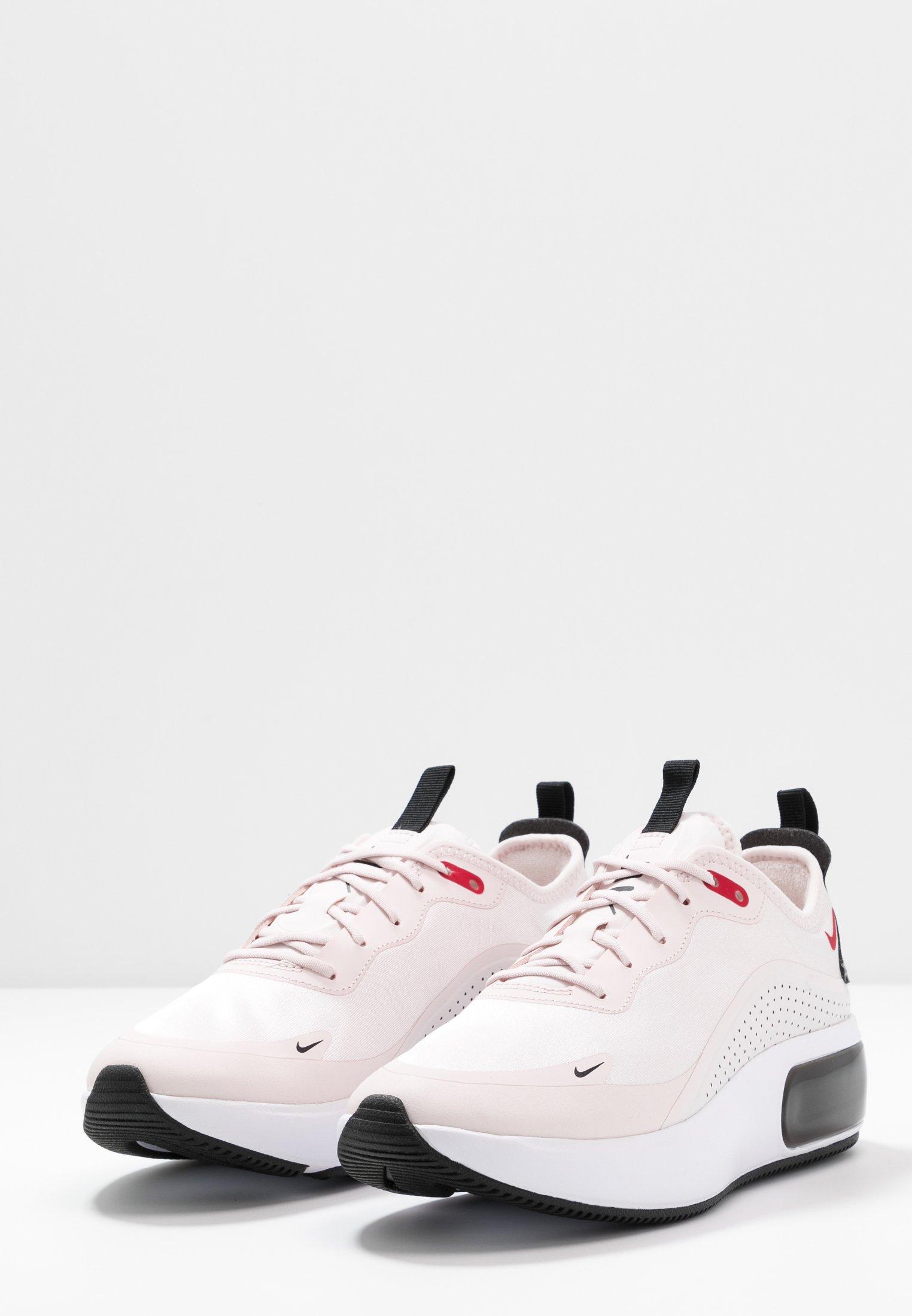 AIR MAX DIA Baskets basses light soft pinkgym redblack