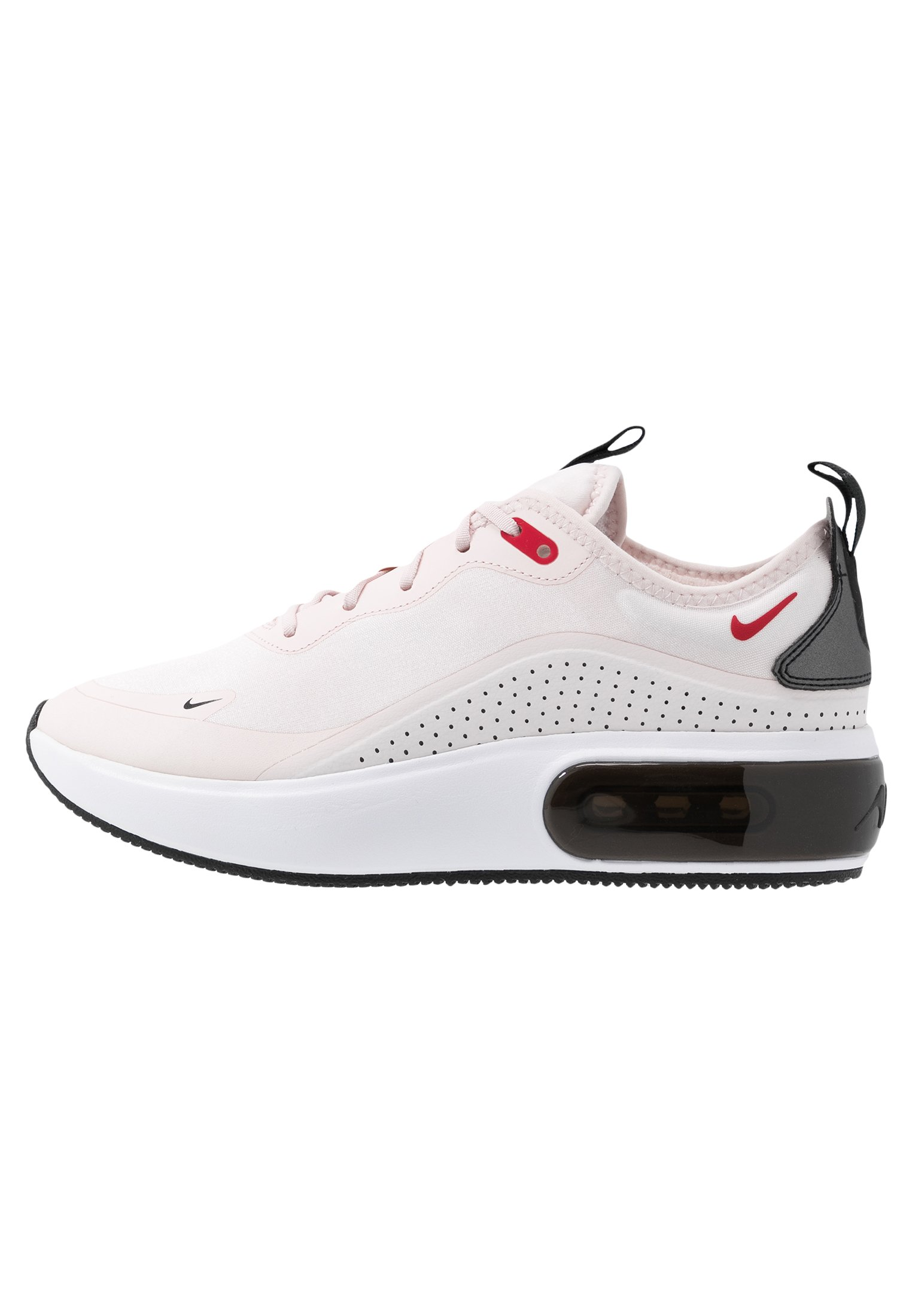 AIR MAX DIA - Sneakers laag - light soft pink/gym red/black