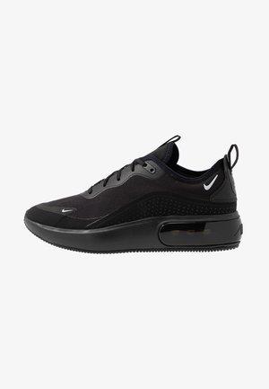 AIR MAX DIA - Sneakers laag - black/metallic platinum