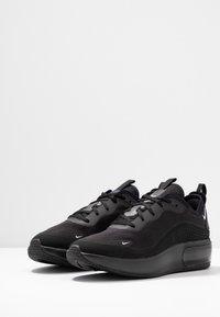 Nike Sportswear - AIR MAX DIA - Joggesko - black/metallic platinum - 4
