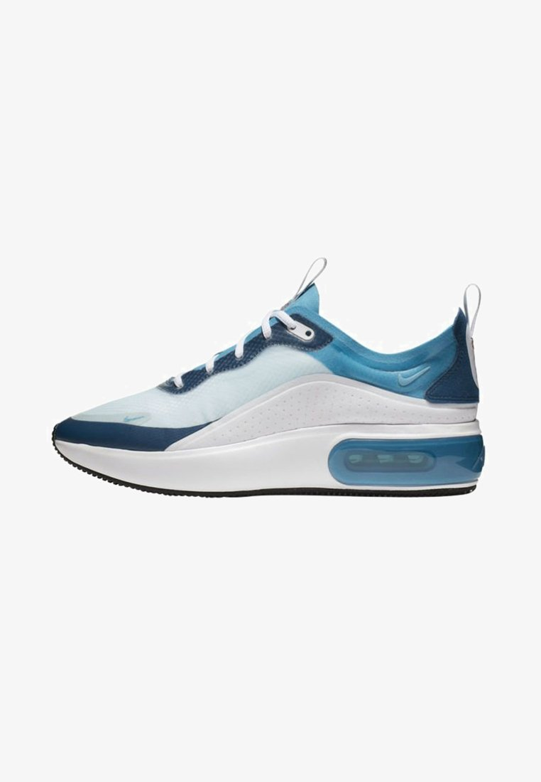 Nike Sportswear - AIR MAX DIA SE - Trainers - white/blue force/pale pink/light blue fury