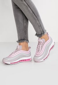 Nike Sportswear - AIR MAX 97 LUX - Sneakers laag - violet ash/psychic pink - 0