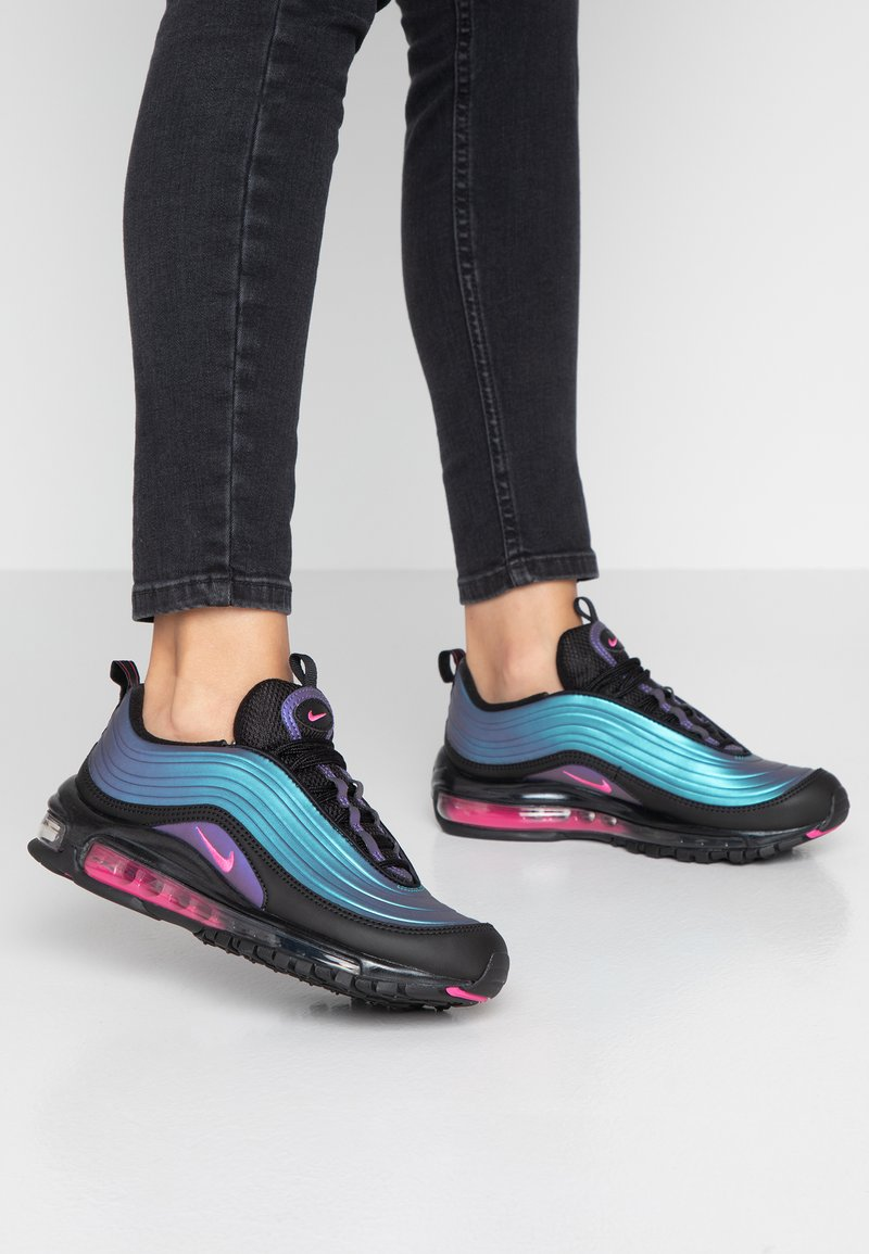 Nike Sportswear - AIR MAX 97 RX - Baskets basses - black/multicolor