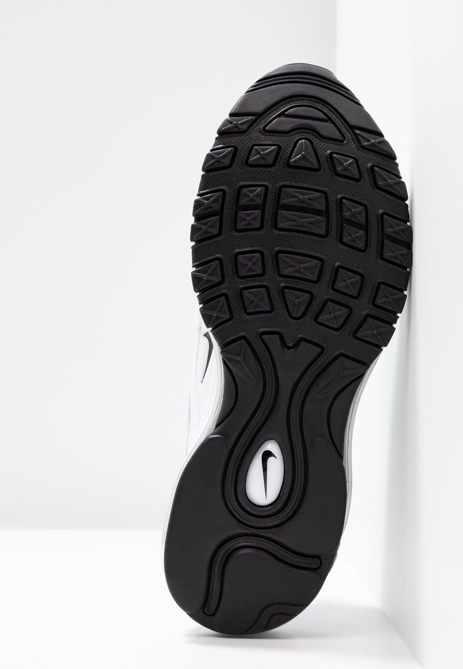 Nike Sportswear AIR MAX 97 - Sneaker low - white/black