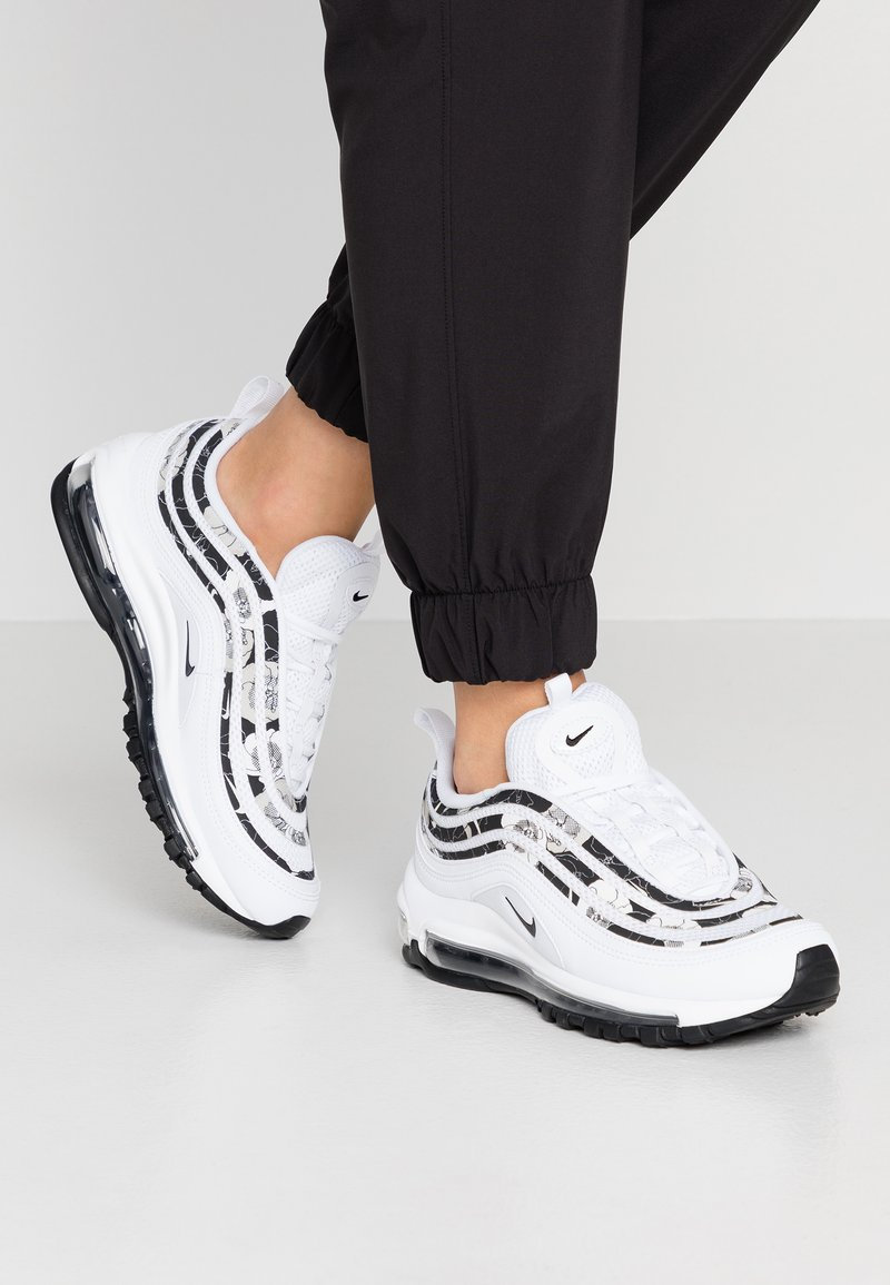 Nike Sportswear - AIR MAX 97 - Sneaker low - white/black