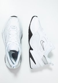 Nike Sportswear - M2K TEKNO - Sneakers - white/cool grey/black - 3