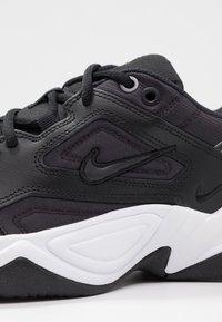 Nike Sportswear - M2K TEKNO - Sneakers - black/oil grey/white - 2