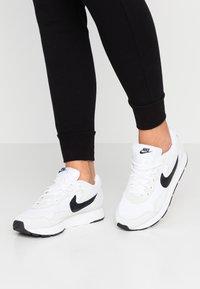 Nike Sportswear - DELFINE - Sneaker low - white/black - 0