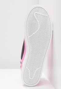 Nike Sportswear - BLAZER MID REBEL - Baskets montantes - psychic pink/summit white/pale pink/mystic green - 6