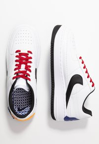 Nike Sportswear - AF1 JESTER XX - Sneaker low - white/black/laser orange - 3