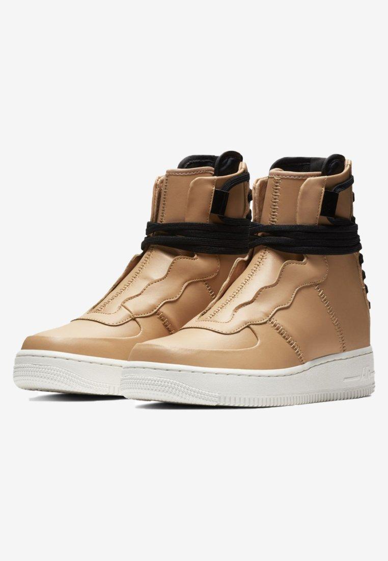black MontantesLight Brown Nike off white off Sportswear Baskets Brown kuTOXwilPZ