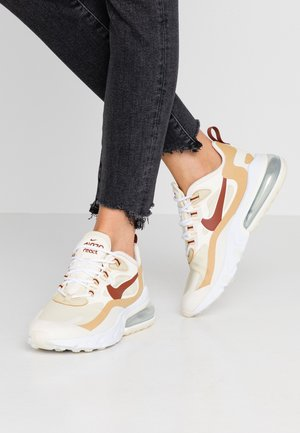 AIR MAX 270 REACT - Joggesko - team gold/cinnamon/club gold/pale ivory
