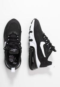 Nike Sportswear - AIR MAX 270 REACT - Joggesko - black/white - 3
