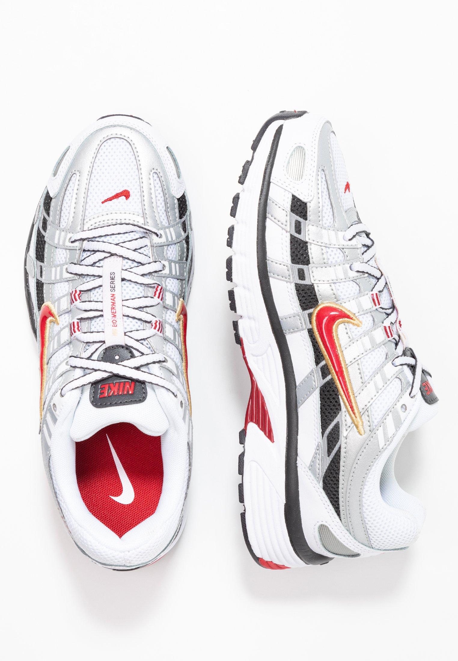 Nike Sportswear P 6000 Zapatillas whitevarsity red