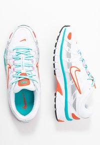 Nike Sportswear - P-6000 - Baskets basses - white/oracle aqua - 5