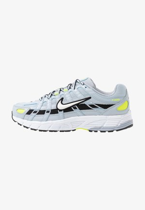 P-6000 - Sneaker low - sky grey/white/lemon