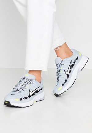 P-6000 - Sneakers laag - sky grey/white/lemon