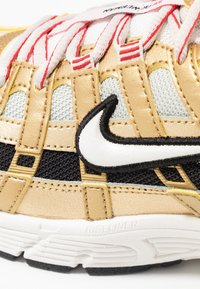 Nike Sportswear - P-6000 - Trainers - light bone/summit white/metallic gold/university red/black - 2