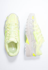 Nike Sportswear - P-6000 - Sneaker low - luminous green/desert sand - 5
