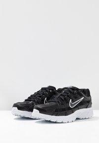 Nike Sportswear - P-6000 - Sneakers - black/anthracite/white - 4