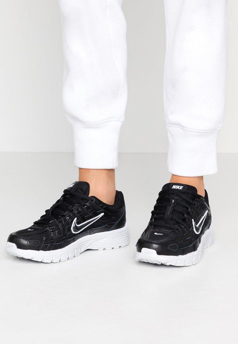 Nike Sportswear - P-6000 - Sneakers - black/anthracite/white