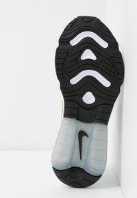 Nike Sportswear - AIR MAX 200 - Sneakers basse - white/metallic gold/black/metallic silver - 8