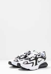 Nike Sportswear - AIR MAX 200 - Baskets basses - white/black/anthracite - 4