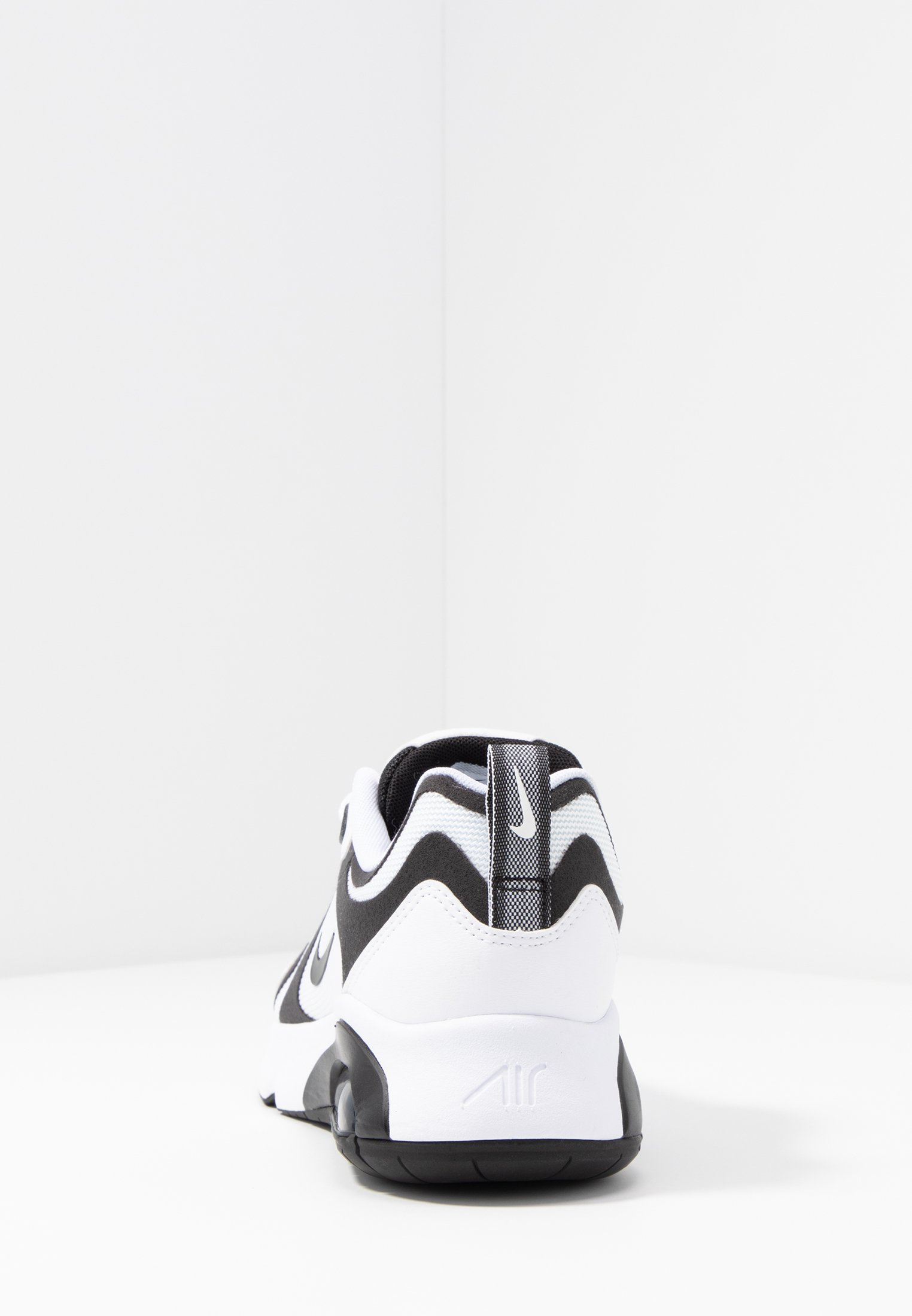AIR MAX 200 - Sneakers laag - white/black/anthracite