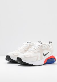Nike Sportswear - AIR MAX 200 - Sneaker low - sail/black/desert sand/phantom/habanero red/game royal - 6