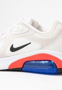 Nike Sportswear - AIR MAX 200 - Sneaker low - sail/black/desert sand/phantom/habanero red/game royal - 2