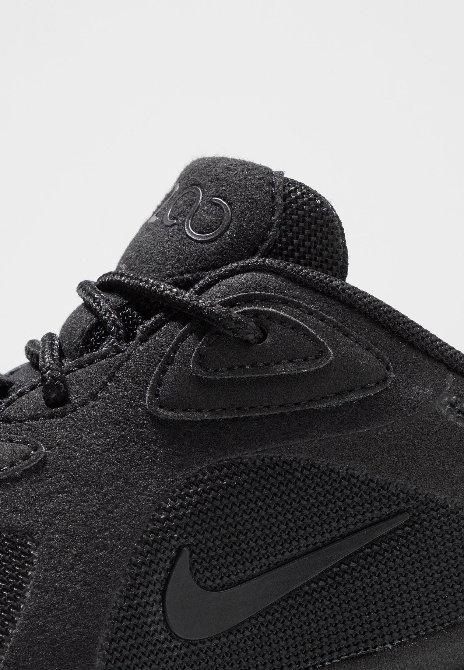 Nike Sportswear Air Max 200 - Sneakers Laag Black Goedkope Schoenen