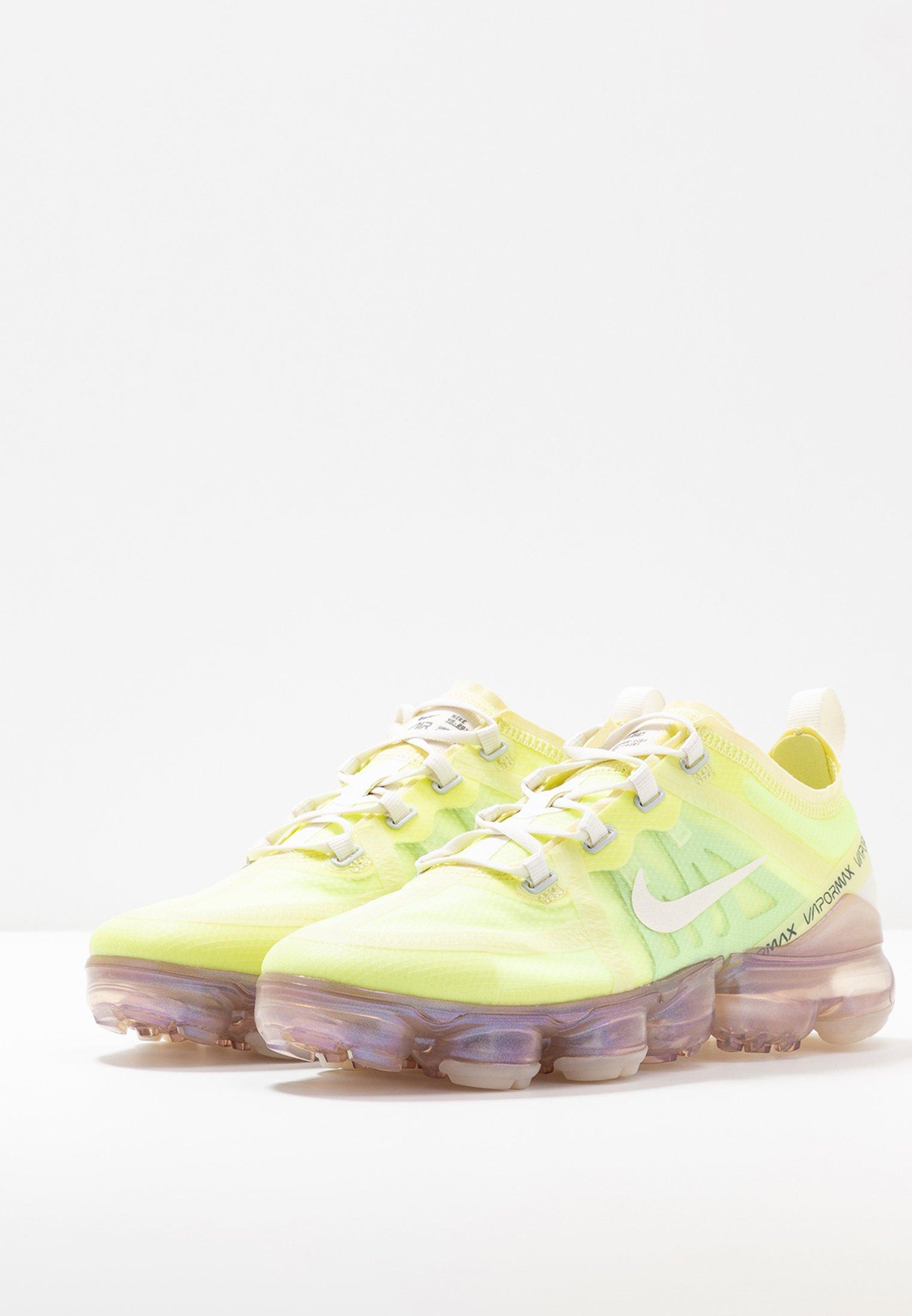 Nike Sportswear AIR VAPORMAX 2019 SE - Baskets basses luminous green/phantom/metallic sepia stone