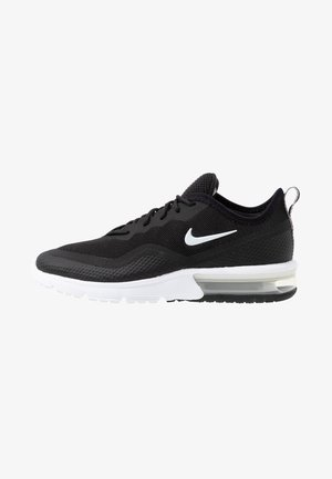 AIR MAX SEQUENT 4.5 - Trainers - black/white