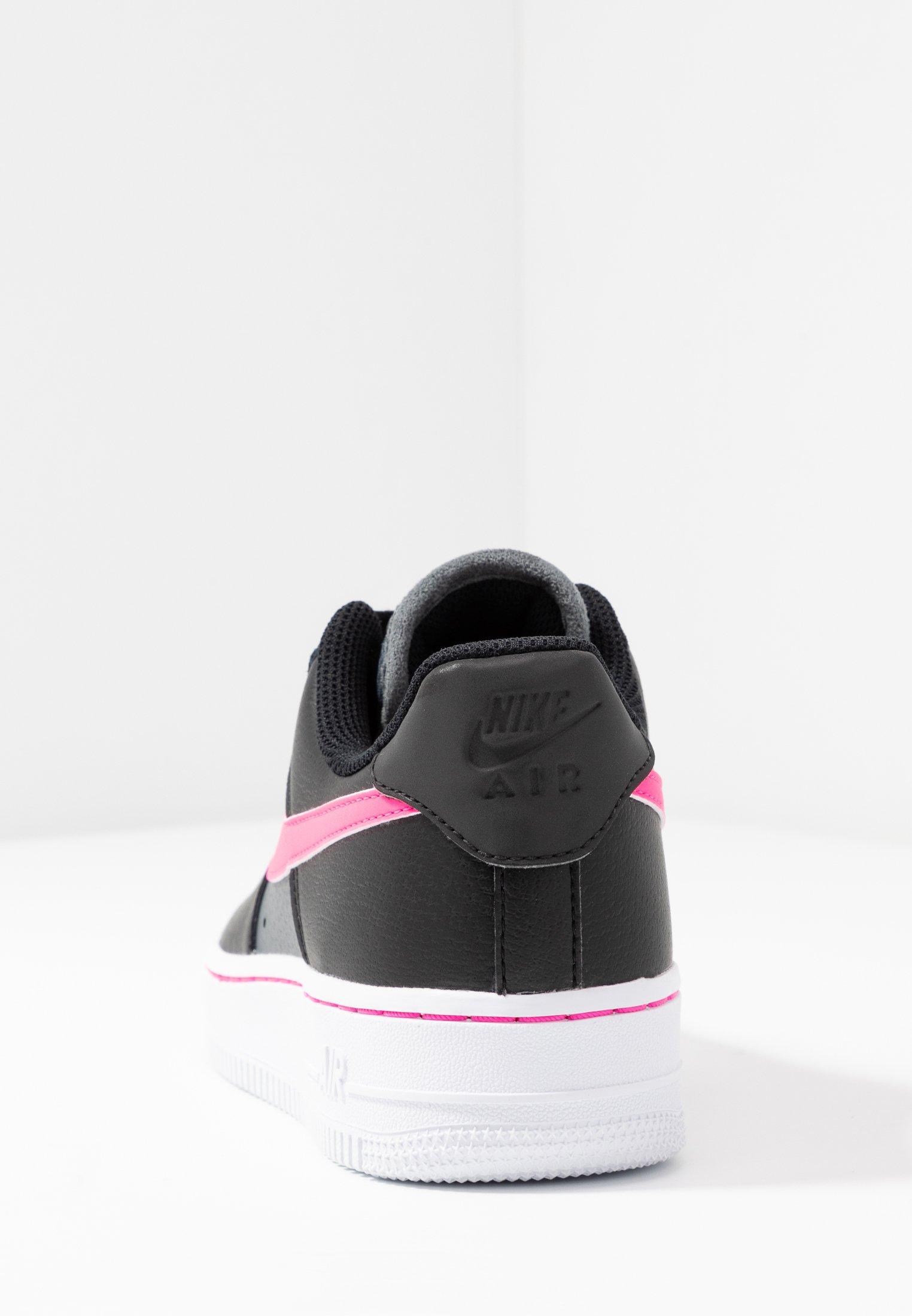 Nike Women's Air Force 1 Lo BlackPink Blast Dark Grey