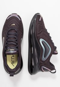 Nike Sportswear - AIR MAX 720 - Tenisky - oil grey/bicycle yellow/black - 3