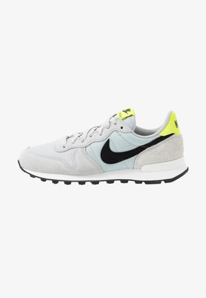 INTERNATIONALIST - Trainers - grey fog/black/lemon/summit white